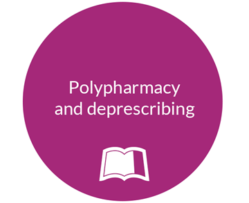 Polypharmacy and deprescribing