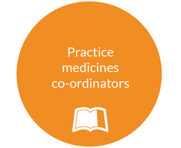 Practice medicines co-ordinators